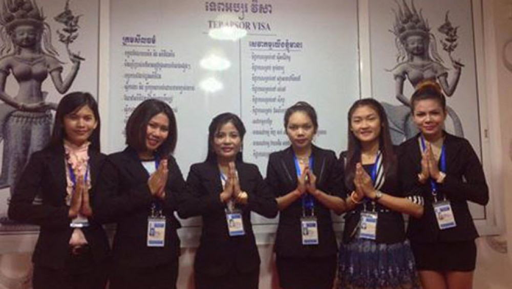 CAMBODIA INTERNATIONAL BUILDING CONSTRUCTION INDUSTRY SHOW